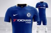 Nowe koszulki piłkarskie '17-18