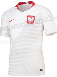 Koszulki reprezentacji Polski 2018-19